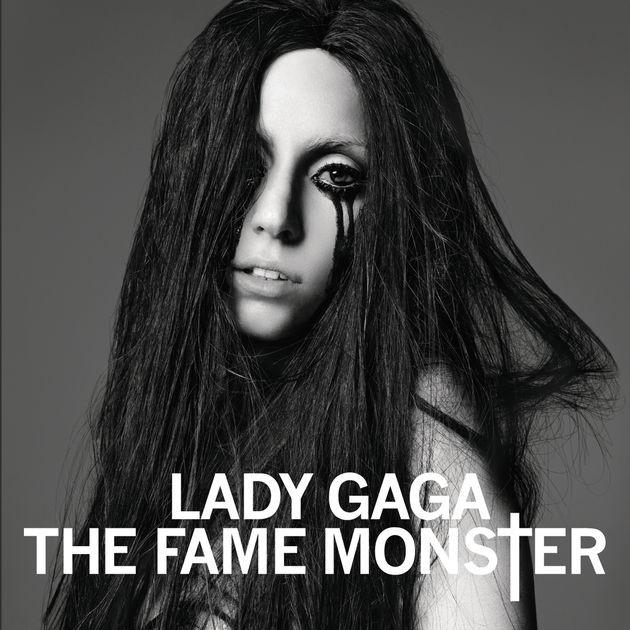 Lady Gaga - The Fame Monster - Đĩa CD