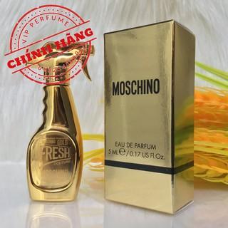 Nước hoa nữ Moschino Gold Fresh Couture EDP 5ml thumbnail