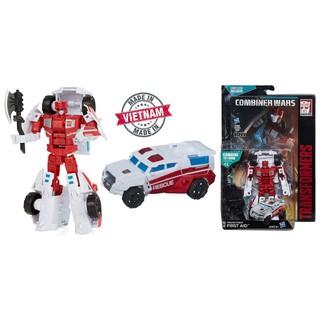 Robot Transformers FIRST AID ráp thành xe cứu thương