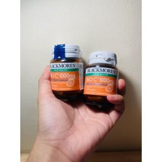 Viên Uống Vitamin c 1000mg BLACKMORES BIO C Lọ 31 Viên