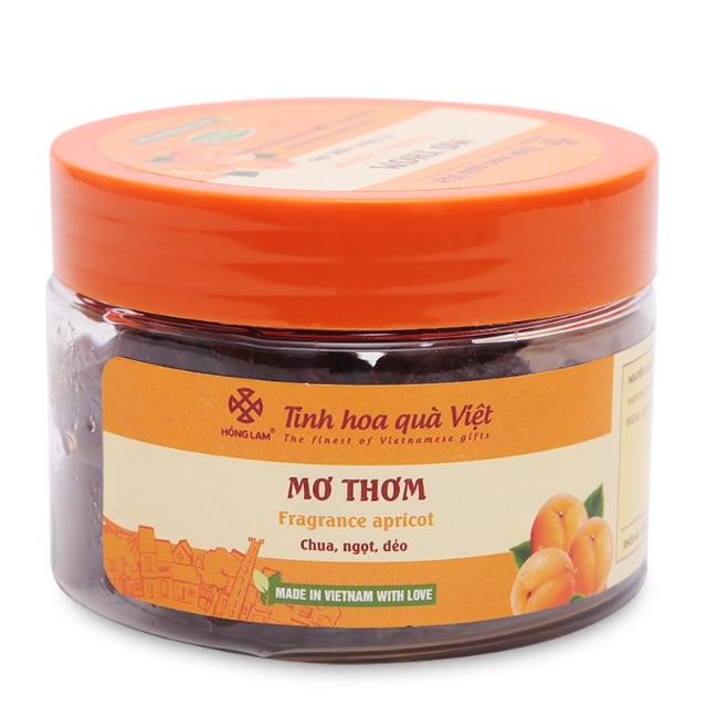 Mơ Thơm Hồng Lam Hộp 200G