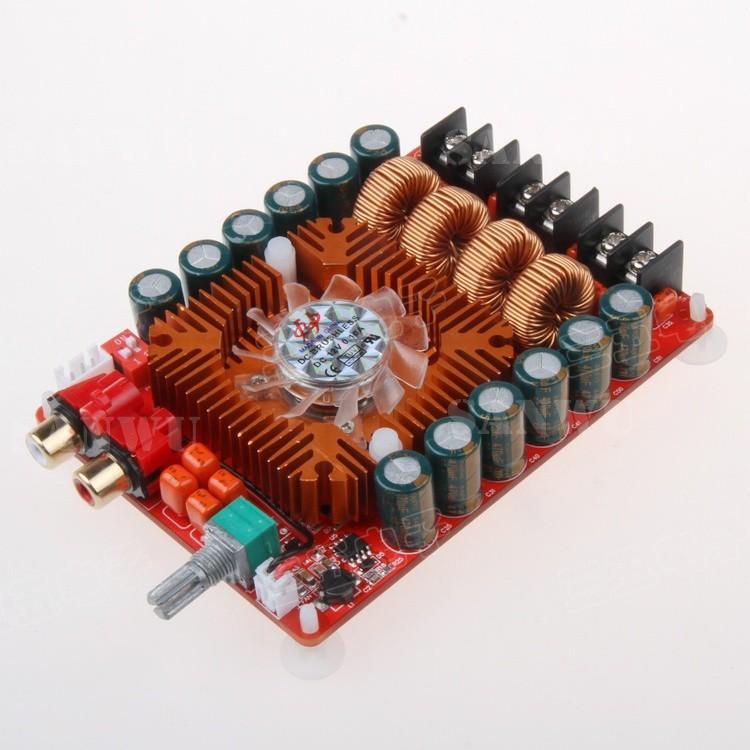 Mạch khuếch đại âm thanh 2*160W TDA7498E ( Chính hãng sanwu)