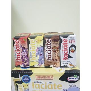Sữa tươi Laciate 1 Thùng 12 hộp 200ml