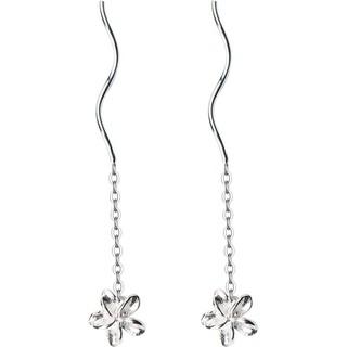 Khuyên Tai Nữ Dài Cá Tính S925 B2449-Bảo Ngọc jewelry