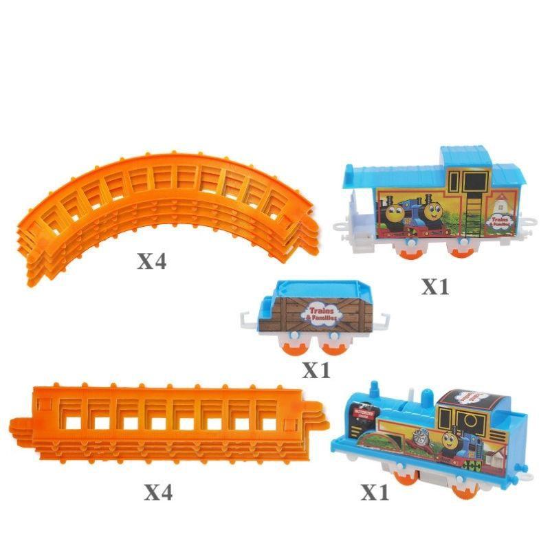 Mô hình tàu hỏa Roma