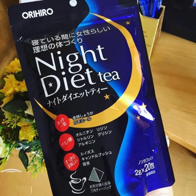 Trà Giảm Cân Nhật Bản ORIHIRO NIGHT DIET TEA - 3113472 , 840748697 , 322_840748697 , 320000 , Tra-Giam-Can-Nhat-Ban-ORIHIRO-NIGHT-DIET-TEA-322_840748697 , shopee.vn , Trà Giảm Cân Nhật Bản ORIHIRO NIGHT DIET TEA