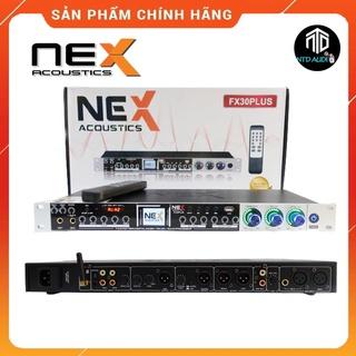 Vang Cơ Chống Hú NEX Acoustics FX30PLUS hàng chính hãng Thế hệ mới, chống hú cực tốt, Thiết kế sáng trọng - BH 12 Tháng thumbnail
