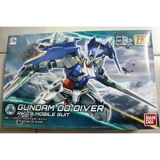 Mô hình lắp ráp HG BD 1/144 Gundam 00 Diver Bandai