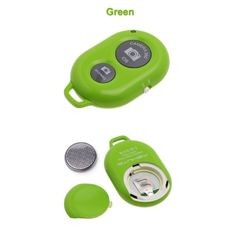 Remote chụp ảnh cho điện thoại Bluetooth Shutter (Lá)