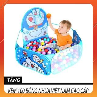 [KAS]Lều banh lều bóng đồ chơi vận động cho trẻ em giá rẻ an toàn kèm bóng đồ chơi- Nhà banh nhà bóng cho bé giá rẻ