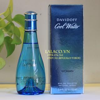 Yêu ThíchNước hoa nữ Davidoff Cool Water Woman 100ml