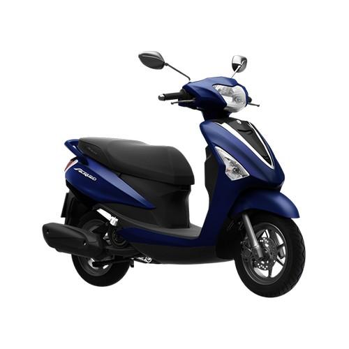 [Nhập mã MANEW07 giảm 15% - tối đa 30K]Xe Yamaha Acruzo Deluxe 2018 (Xanh) + Tặng nón bảo hiểm, áo m