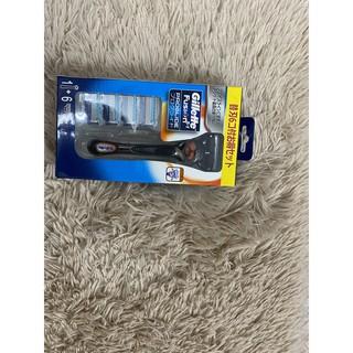 Dao cạo râu Gillette fusion + lưỡi thay thế dao cạo râu 5 lưỡi Gillette 5 + 1 fusion proglide của Nhật Bản 5.0