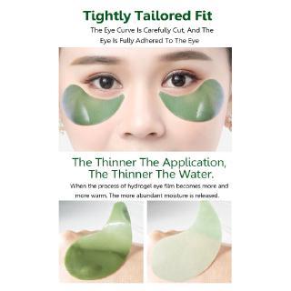 Hình ảnh [Mã COSCCB26 hoàn 8% xu đơn 250K] Hộp 60 miếng mặt nạ mắt từ collagen dưỡng ẩm chống nếp nhăn và thâm quầng-8