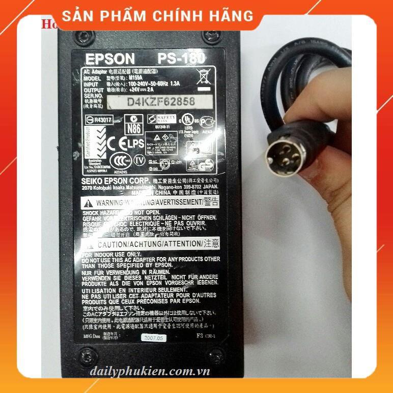 Adapter máy in hóa đơn 24V 2A/2.5A dailyphukien