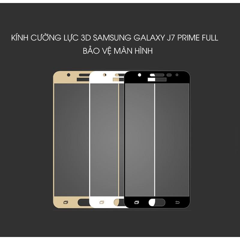 Cường lực Samsung J7 Prime Full màn hình 3D cao cấp (màu vàng gold) - 3079011 , 397697133 , 322_397697133 , 25000 , Cuong-luc-Samsung-J7-Prime-Full-man-hinh-3D-cao-cap-mau-vang-gold-322_397697133 , shopee.vn , Cường lực Samsung J7 Prime Full màn hình 3D cao cấp (màu vàng gold)