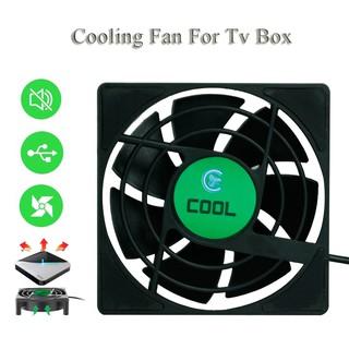 Quạt Tản Nhiệt Cổng Usb 5v Cho Android Tv Box A95X F3