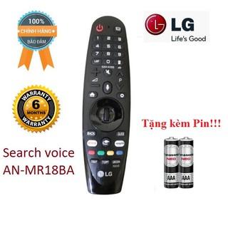 Remote Điều khiển TV LG AN-MR18BA giọng nói - Hàng mới chính hãng 100% Free ship + Tặng kèm Pin