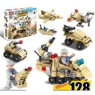 Lego xếp hình Thủy quân lục chiến