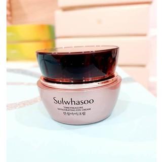 Kem mắt Sulwhasoo thông đỏ cao cấp phục hồi lão hóa, giảm nhăn thâm và bọng mắt -Timetreasure Eye Cream EX 4ml thumbnail