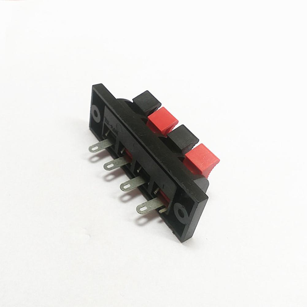 Bộ 2 thiết bị đầu cuối 4 cổng cho loa âm thanh nhỏ