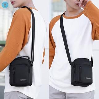 Túi đeo chéo mini nam nữ, vải chống thấm cao cấp (EP18)