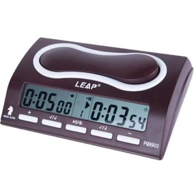 Đồng hồ thi đấu Cờ Vua, Cờ Tướng LEAP PQ9903 – Hàng chính hãng