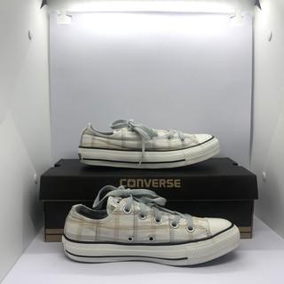 Giày Converse All Star 121999 Authentic 2hand (Đã qua sử dụng) thumbnail