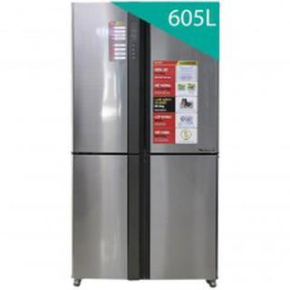 Tủ lạnh Sharp Inverter 678 lít SJ-FX680V