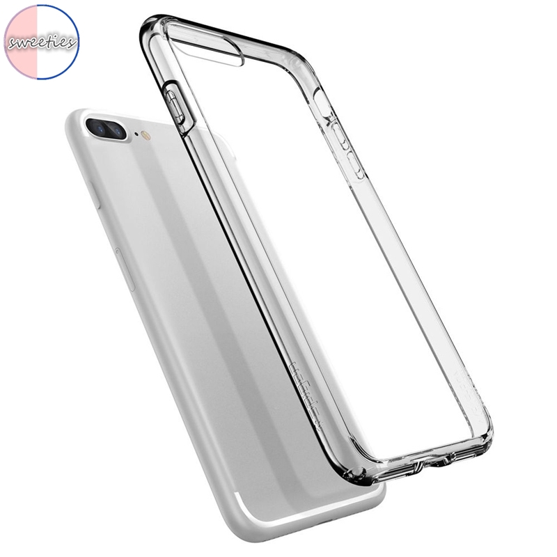 new Case for iPhone 7/7 Plus Ultra Thin Slim Silicone Soft transparent full Cover protector