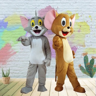 Macots tom and jerry