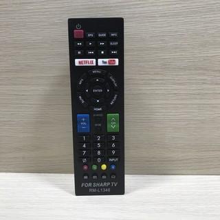 điều khiển TV SHARP RM-L1346