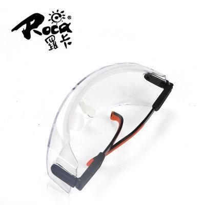 Kính Rocca TF362 kính chống bụi chống gió xe máy đi xe kính phòng thí nghiệm kính an toàn phẳng