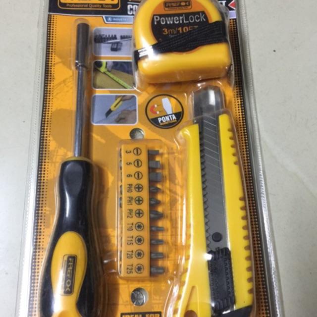 Bộ dụng cụ 13 chi tiết FIREFOX - 3512835 , 959819107 , 322_959819107 , 65000 , Bo-dung-cu-13-chi-tiet-FIREFOX-322_959819107 , shopee.vn , Bộ dụng cụ 13 chi tiết FIREFOX