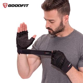 Găng tay tập gym có quấn GoodFit GF201G thumbnail