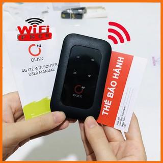 Cục Phát Sóng Wifi WD680 4G LTE - Hàng Xách Tay Từ Ấn Độ Cao Cấp - Bộ phát sóng wifi từ sim điện thoại thumbnail