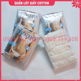 Yêu ThíchQuần Lót Giấy Cotton Tiện Lợi Đi Du Lịch, Cho Mẹ Sau Sinh - Chất đẹp