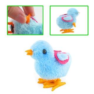 Cartoon Chick Toy Wind Up Clockwork Toys Baby Boys Girls Bathing Animals