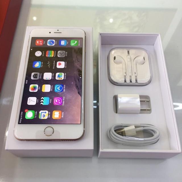 Điện thoại iphone 6 plus bản quốc tế 16Gb và 64Gb màu gray/gold/silver