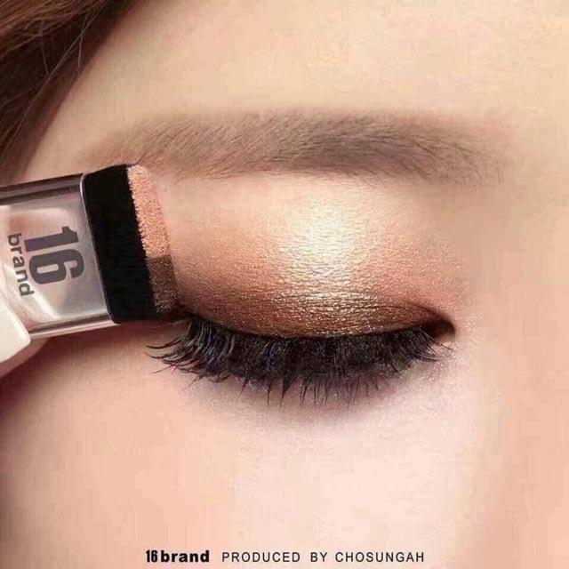 [Korea xách tay order] Màu mắt 16 Brand