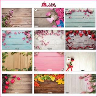 Tấm phông nền chụp ảnh vải in 3D 80cm 125cm vải decor chụp ảnh sản phẩm trang trí background giá rẻ M2 thumbnail