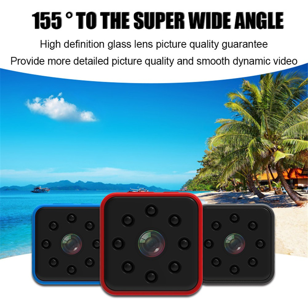 Quelima SQ23 HD WIFI small mini Camera cam 1080PCamcorder Micro Cameras DVR