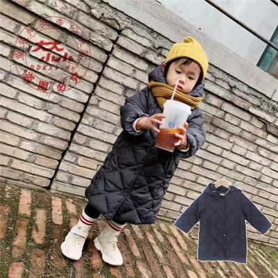Áo lông vũ trẻ em 90% tơ lông vũ Vải cao cấp 2 đến 4 tuổi