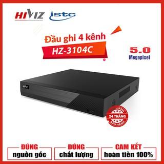 [Chính hãng Hiviz]Đầu ghi hình Hiviz HIVIZ_HZ-3104C1 5.0MP [2k] 4 Kênh - Bảo hành 24 Tháng (ISTC) thumbnail