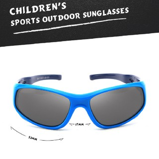 Mắt kính trẻ em _ Kính mát cho bé chỗng gãy cao cấp chống UV