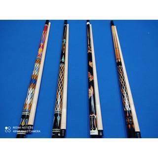 Cơ Bida 3C – 3 Băng Longoni Cao Cấp – Combo Đầy Đủ Phụ Kiện 2021