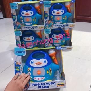Đàn chim cánh cụt (quà khuyến mãi Moony)