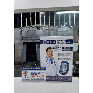 Máy đo đường huyết Clever Chek TD 4230 thumbnail
