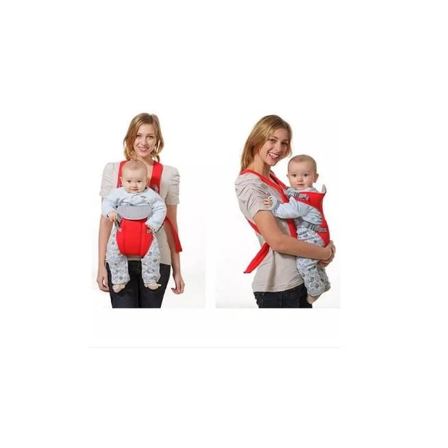 Địu em bé 4 tư thế Baby Carrier model 2018 (PHÂN MÀU) 1000000186 Giá chỉ 64.000₫