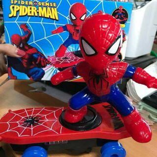 Người nhện lướt ván
